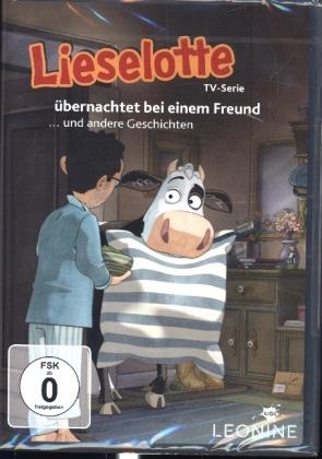 Lieselotte übernachtet bei einem Freund, 1 DVD