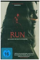 Run, 1 DVD Cover