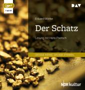 Der Schatz, 1 Audio-CD, 1 MP3