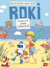 ROKI - Ferien mit Schatz-Schlamassel Cover