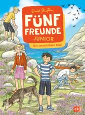 Fünf Freunde JUNIOR - Der unsichtbare Dieb Cover