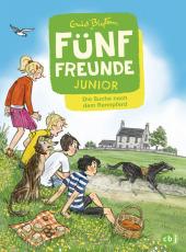 Fünf Freunde JUNIOR - Die Suche nach dem Rennpferd Cover