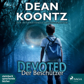 Devoted - Der Beschützer, 2 Audio-CD, MP3 Cover