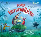 Holly Himmelblau und der Prinzessinnen-Raub (Teil 3), 2 Audio-CD