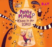 Penny Pepper - Teil 3: Chaos in der Schule