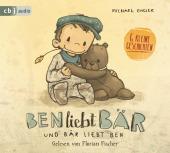 Ben liebt Bär ... und Bär liebt Ben, 1 Audio-CD Cover