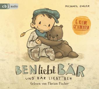 Ben liebt Bär ... und Bär liebt Ben, 1 Audio-CD