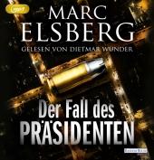 Der Fall des Präsidenten, 2 Audio-CDs Cover