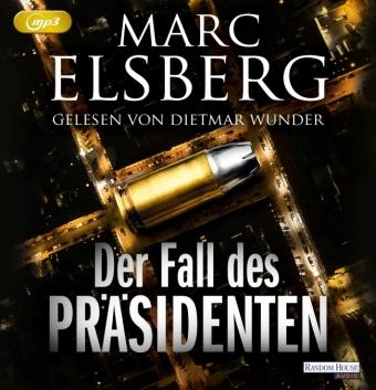 Der Fall des Präsidenten, 2 Audio-CDs