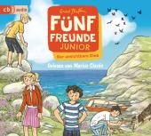 Fünf Freunde JUNIOR - Der unsichtbare Dieb, 1 Audio-CD