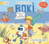 ROKI - Ferien mit Schatz-Schlamassel, 2 Audio-CD Cover