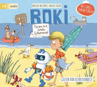 ROKI - Ferien mit Schatz-Schlamassel, 2 Audio-CD