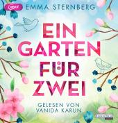 Ein Garten für zwei, 1 Audio-CD, MP3 Cover