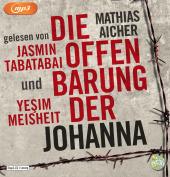 Die Offenbarung der Johanna, 2 Audio-CD, Cover