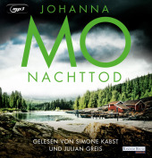 Nachttod, 2 Audio-CD, MP3 Cover