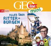 GEOLINO MINI: Alles über Ritter und Burgen, 1 Audio-CD