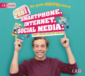 Checker Tobi - Der große Digital-Check: Smartphone, Internet, Social Media - Das check ich für euch!, 1 Audio-CD