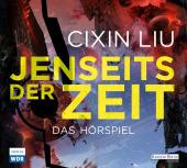 Jenseits der Zeit, 4 Audio-CD Cover