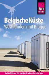 Reise Know-How Reiseführer Belgische Küste - Westflandern mit Brügge