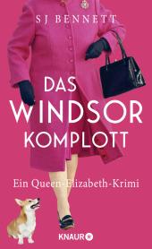 Das Windsor-Komplott Cover