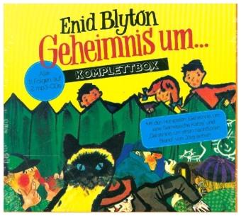 Enid Blyton - Geheimnis um... Komplettbox