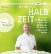 Halbzeit, 1 Audio-CD, MP3