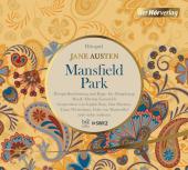 Mansfield Park, 3 Audio-CD