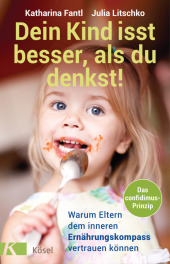 Dein Kind isst besser, als du denkst! Cover