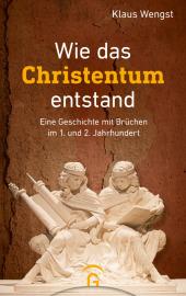 Wie das Christentum entstand Cover