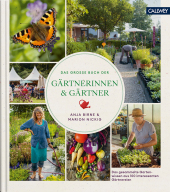 Das große Buch der Gärtnerinnen & Gärtner Cover