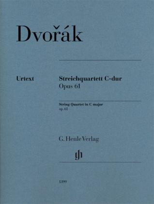 Dvorák, Antonín - Streichquartett C-dur op. 61