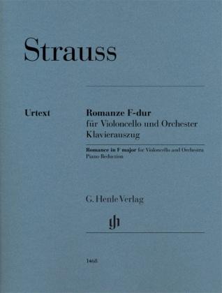 Strauss, Richard - Violoncelloromanze F-dur