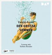 Der große Sommer, 1 Audio-CD, MP3 Cover