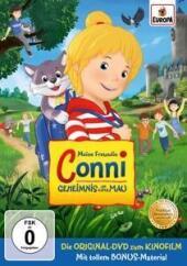 Meine Freundin CONNI - Geheimnis um Kater Mau (Kino-Film) Cover