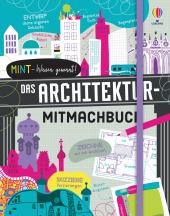 MINT - Wissen gewinnt! Das Architektur-Mitmachbuch Cover