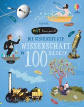 MINT - Wissen gewinnt! Die Geschichte der Wissenschaft in 100 Bildern Cover