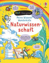 MINT - Wissen gewinnt! Meine Wissens-Wunderkiste: Naturwissenschaft Cover