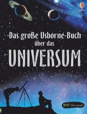 MINT - Wissen gewinnt! Das große Usborne-Buch über das Universum Cover