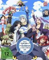 Meine Wiedergeburt als Schleim in einer anderen Welt - DVD 1 mit Sammelschuber (Limited Edition)