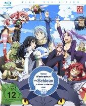 Meine Wiedergeburt als Schleim in einer anderen Welt - Blu-ray 1 mit Sammelschuber (Limited Edition)