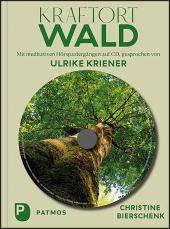 Kraftort Wald, m. Audio-CD Cover