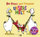 Unsere Welt, 1 Audio-CD Cover