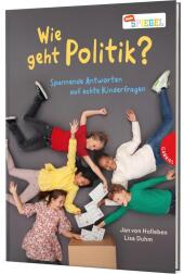 Wie geht Politik? Cover