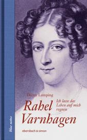 Rahel Varnhagen Cover