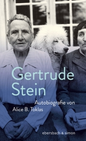 Autobiografie von Alice B. Toklas Cover