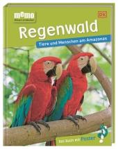 memo Wissen entdecken. Regenwald Cover