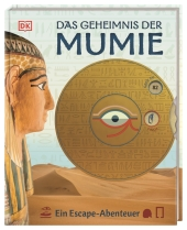 Das Geheimnis der Mumie. Ein Escape-Abenteuer Cover