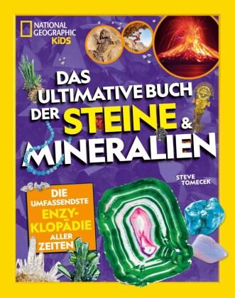 Das ultimative Buch der Steine & Mineralien