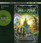 Tale of Magic: Die Legende der Magie - Eine geheime Akademie, 2 Audio-CD, MP3