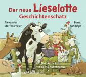 Der neue Lieselotte Geschichtenschatz Cover
